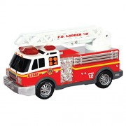 Road Rippers de 12 Inch Rush and Rescue Fire Truck with motorised Light And Sound