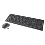 Set TRUST Nola Wireless Keyboard & Mouse US
