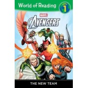 Avengers: The New Team by Marvel Book Group