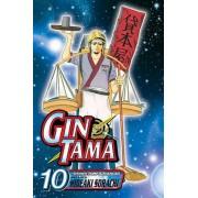 Gin Tama, Volume 10 by Hideaki Sorachi