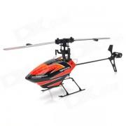 Távirányítású Rc helikopter 3D (fejjel lefelé is repül) 2,4 GHz 6 csatornás/gyroscope - No.: v922 beltéri és kültéri
