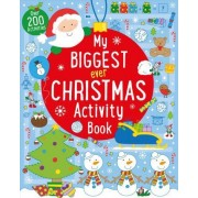 My Biggest Ever Christmas Activity Book by Parragon Books Ltd