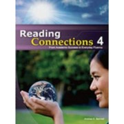 Reading Connections 4 by Andrew E Bennett