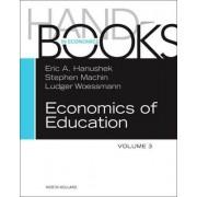 Handbook of the Economics of Education: Volume 3 by Erik A. Hanushek