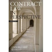 Contract Law in Perspective by Linda Mulcahy
