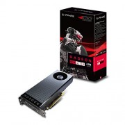 Zaffiro 11256 - 00 - 20 G 4 GB Radeon RX 470 OC 14 mm Polaris scheda grafica PCIe 3.0, Nero (7000 MHz GDDR5, 932 MHz GPU, 1216 MHz Boost, 2048 flussi)