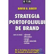Strategia portofoliului de brand - David A. Aaker