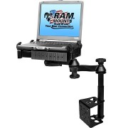 RAM Swing arm Laptop Mount Desk Tele-pole Universal
