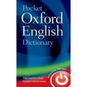 Pocket Oxford English Dictionary by Oxford Dictionaries