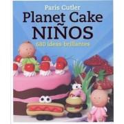Planet Cake Ninos by Paris Cutler