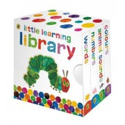 The Very Hungry Caterpillar: Little Learning Library by Eric Carle