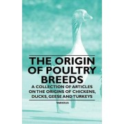 The Origin of Poultry Breeds - A Collection of Articles on the Origins of Chickens, Ducks, Geese and Turkeys by Various