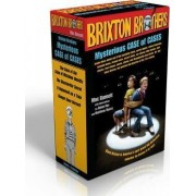Brixton Brothers Mysterious Case of Cases by Mac Barnett