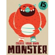 Create Your Own Monster by Magma Books