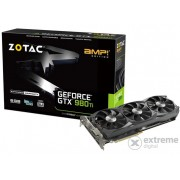 Placa video Zotac nVidia GTX 980 Ti AMP! 6GB GDDR5 384bit - ZT-90503-10P