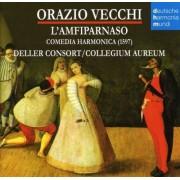 Deller Consort - Orazio Vecchi - L' Amfiparnaso (0886975761821) (1 CD)