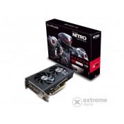 Placa video Sapphire AMD RX 460 4GB GDDR5 NITRO DUAL-X OC - 11257-02-20G