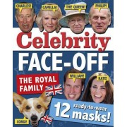 Celebrity Face-off: The Royals by Carlton Books Uk