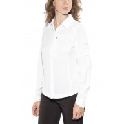 Columbia Silver Ridge Long Sleeve Shirt Women white 2017 Langarm Hemden