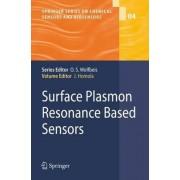 Surface Plasmon Resonance Based Sensors by Jiri Homola