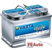 Acumulator VARTA Silver AGM (Start Stop Plus AGM) 70Ah 760A