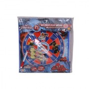 Marvel Spider Man 2 in 1 My First Play Board-Wooden Magnetic Dart Write Whiteboard