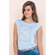 Scarlet Blue elegáns női póló