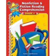 Nonfiction & Fiction Reading Comprehension, Grade 4 by Teacher Created Resources