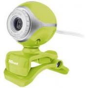 Camera web Trust Exis Green