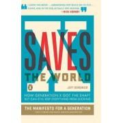 X Saves the World by Jeff Gordinier