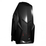 Aerocool Cruisestar Advance Case Middle Tower per PC, Nero