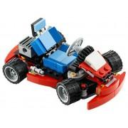 31030 Red Go-Kart