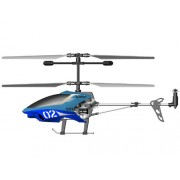 Silverlit Sky Unicorn 3-Channel Remote Control Gyro Helicopter (Assorted Colours)