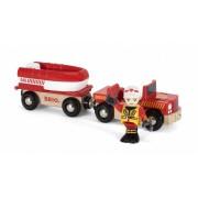 Rescue Fire Boat