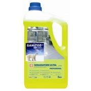 SGRASSANTE SANITEC - SGRASSATORE ULTRA LIMONE – FU 5 KG