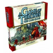 A Game of Thrones the Card Game: Lions of the Rock Expansion (Living Card Game) (versión en inglés)
