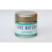 Ceai verde matcha Cafe Grade - Love Matcha Longeviv.ro