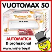 VUOTOMAX 50 Macchina SOTTOVUOTO Professionale