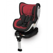 Casualplay Silla Coche Bicare Fix Grupo 0-1 Flame red