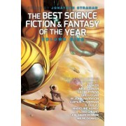 The Best Science Fiction and Fantasy of the Year: Volume Nine by Jonathan Strahan