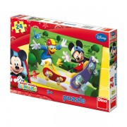 PUZZLE - MICKEY MOUSE (24 PIESE) (351370)