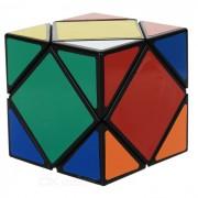 juguete cubo magico IQ Cubo de Rubik educativa - negro + multicolor