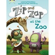 Zip and Zap at the Zoo: Yellow C/1c by Sheryl Webster