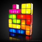 Tetris lampa - poskládej si svou lampu!