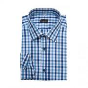 ThomasWaxx Koszula w niebieską kratkę