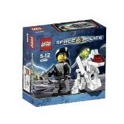 LEGO Space Police Set #8399 K9-Bot by LEGO (English Manual)