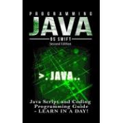 Programming Java: Java Programming, JavaScript, Coding: Programming Guide: Learn in a Day!