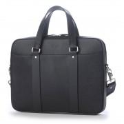 【SALE 30%OFF】エコー ECCO ECCO Glenn Small Briefcase (BLACK) レディース