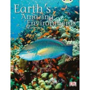 Earth's Amazing Environments: Non-Fiction White B/2a by Elizabeth Corfe