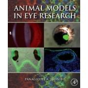Animal Models in Eye Research by Panagiotis Antonios Tsonis